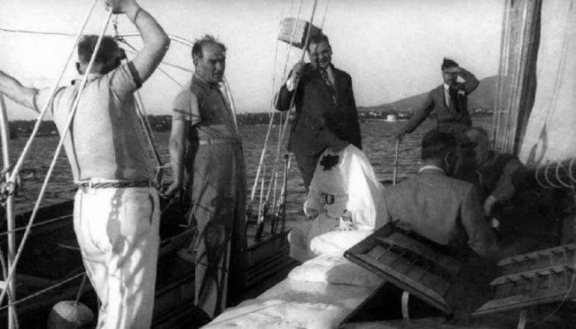 Yelken Sporunun Tarihi ve Atatürk'ün Tesvikleri